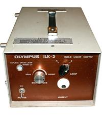 Olympus ILK-3 Light Source