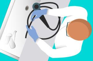 обработка эндоскопа